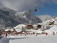 location chalet de montagne à Pralognan la Vanoise, location appartements de charme Savoie. Ski et randonnée séjours vacances en station village