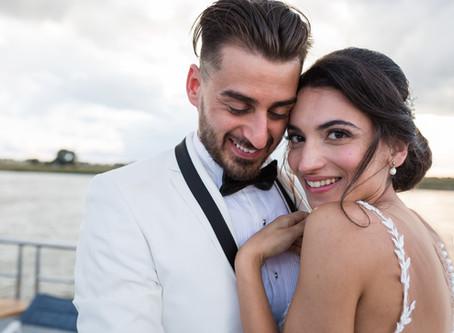 Turkse bruiloft: trouwen op een boot in Rotterdam