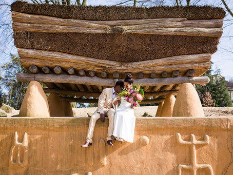 Styled weddingshoot: African Vibes