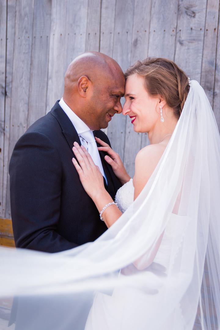 Bruiloft strand fotograaf