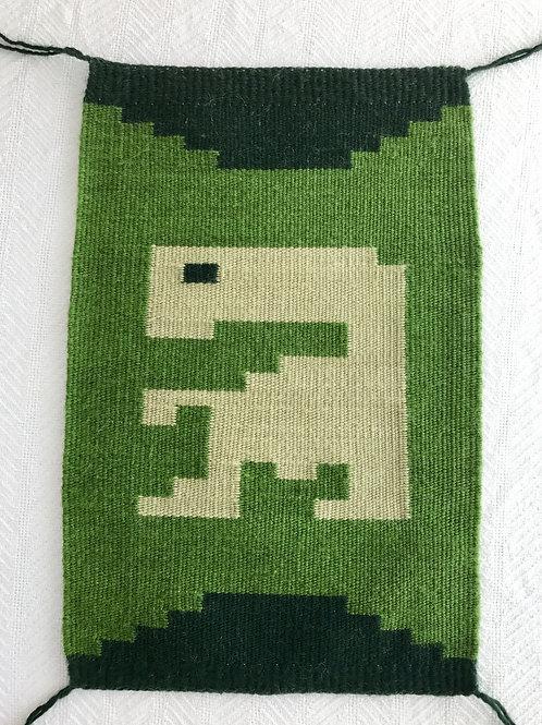 Pixel Art Banner: E.T.