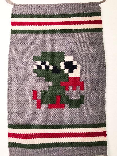 Pixel Art Banner: Fygar