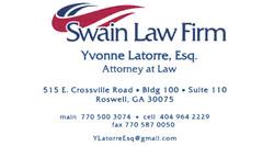 Yvonne Latorre, Esq., Attorney at La