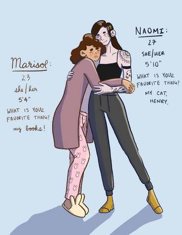 Get to Know Marisol and Naomi