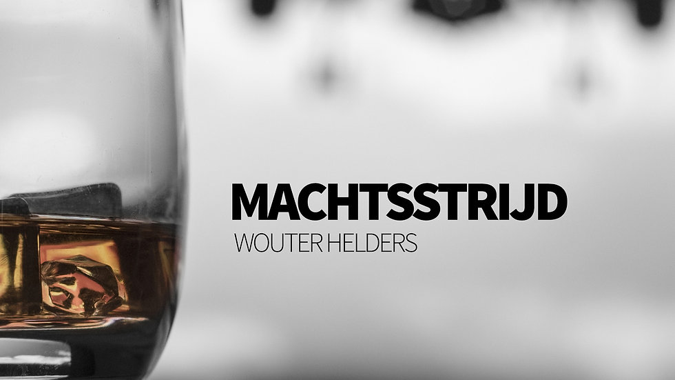 Machtsstrijd - Ebook