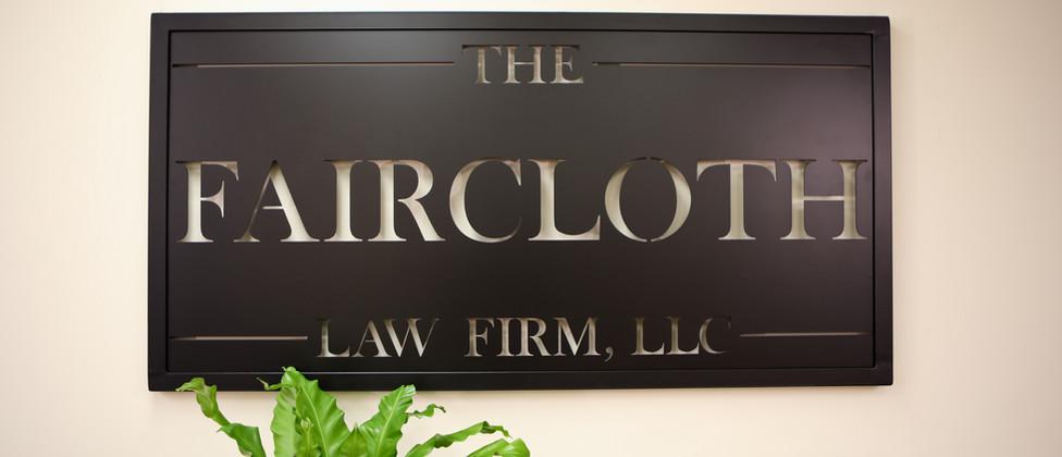 Faircloth Law Firm