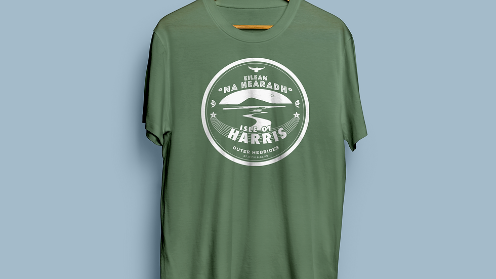 Isle of Harris T-Shirt