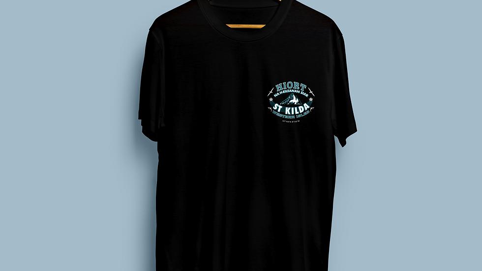 """St Kilda """"Hiort"""" T-Shirt"""