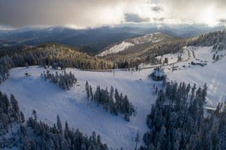 Mt Ashland Oregon