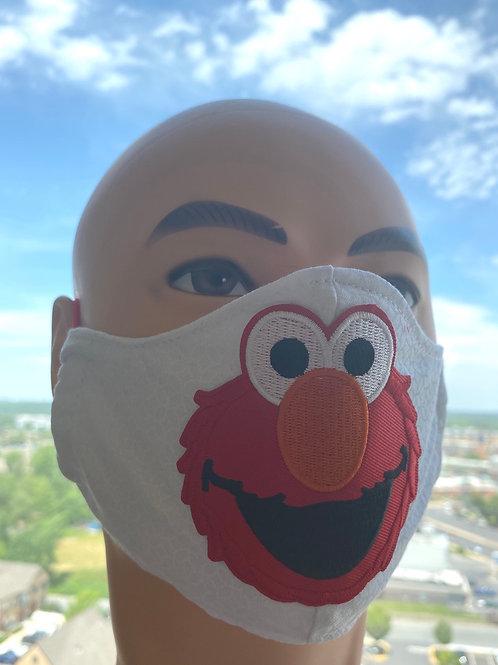 Limited edition Elmo kids masks