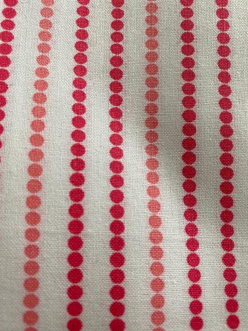 Pink & white circles