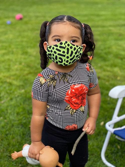 Children's Masks ages 8 & under
