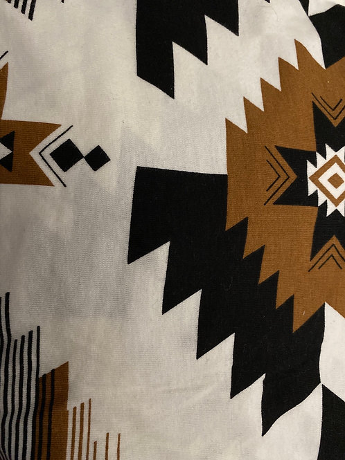Black & brown tribal