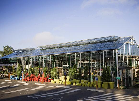 Садовый центр | финансовая модель бизнес плана