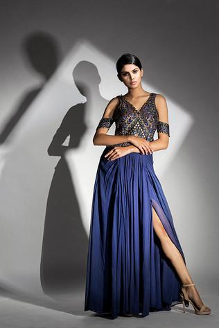 Shruti S Cold-shoulder gowns.jpg