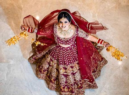 SHRUTI S Real Bride - Rhythm Gandhi