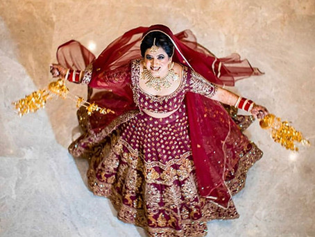 SHRUTI S Real Bride - Rhythm Gandhi