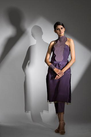 Shruti S Halter neck suit.jpg