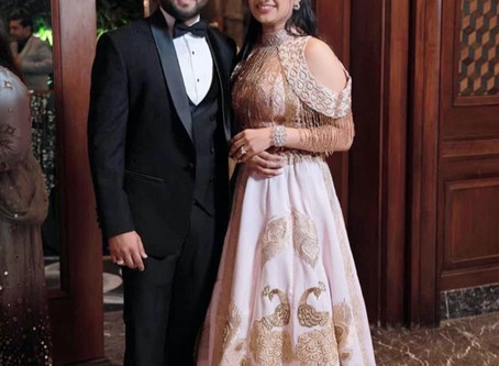 Shruti S Bride-to-be - PALLAVI GARG