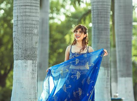 Fashion Influencer Chitra Sharma