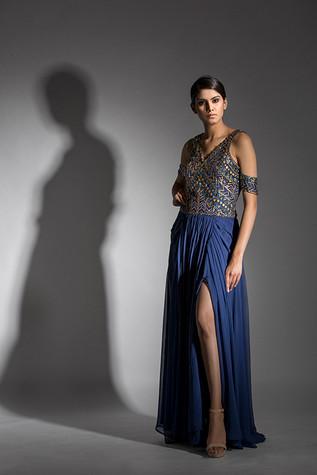 Shruti S metalic work gown.jpg