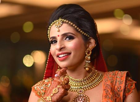 Real Bride Himani