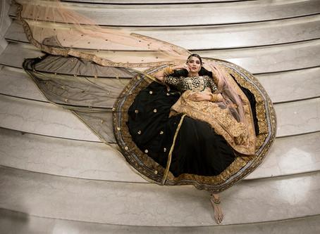 Nimrat Khaira - in Shruti S Couture