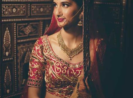 Real Bride Parul