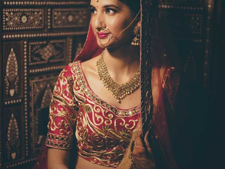 Real Bride Parul