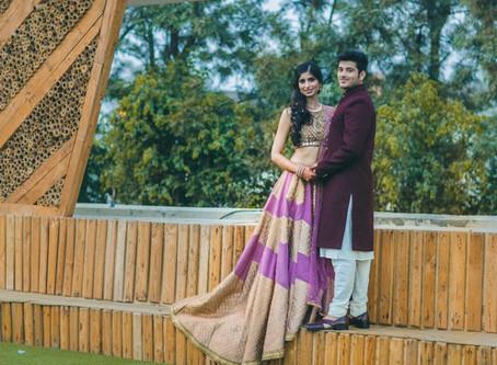 Real Bride Mansi