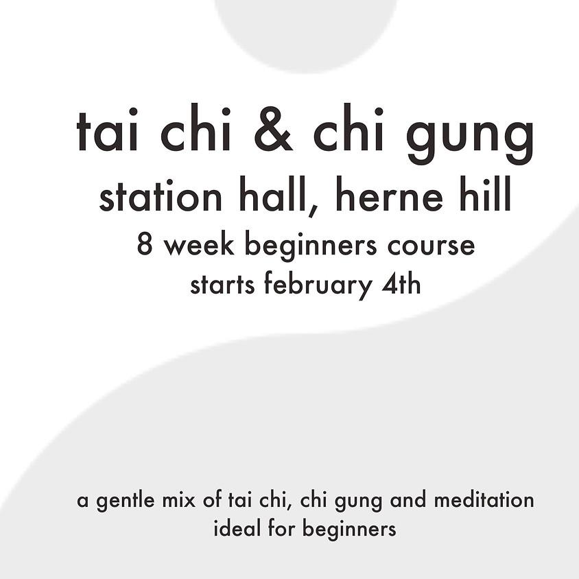 TUESDAYS 7PM - 8.30PM Tai Chi & Chi Gung for Beginners