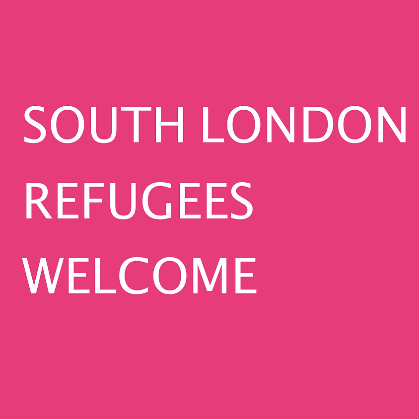 LAMBETH WELCOMES REFUGEES DROP OFF POINT - Sundays 2-6