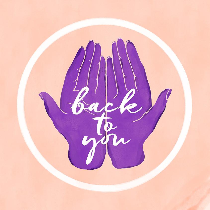 Back To You Yoga - Mondays 7pm