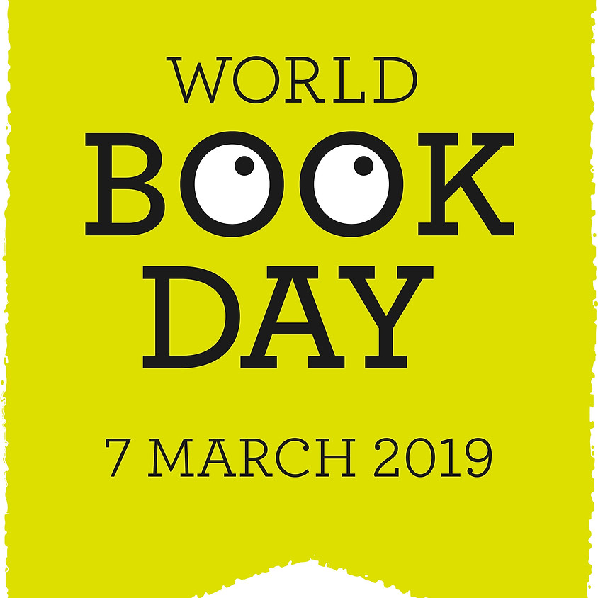 7 MARCH - World Book Day Storytime & Arts and Crafts