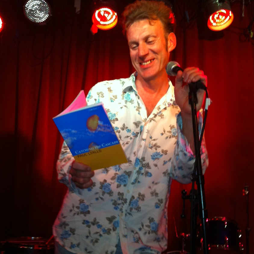 4 MARCH Book Week - Paul Lyalls - A Funny Thing Happened...