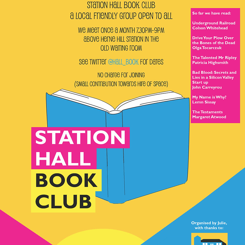 Station Hall Book Club