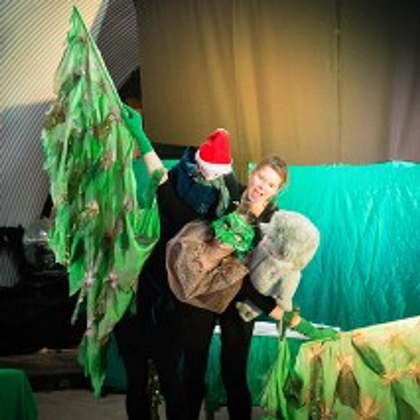 26 JAN - National Storytelling Week - Cat & Hutch My Father's Dragon