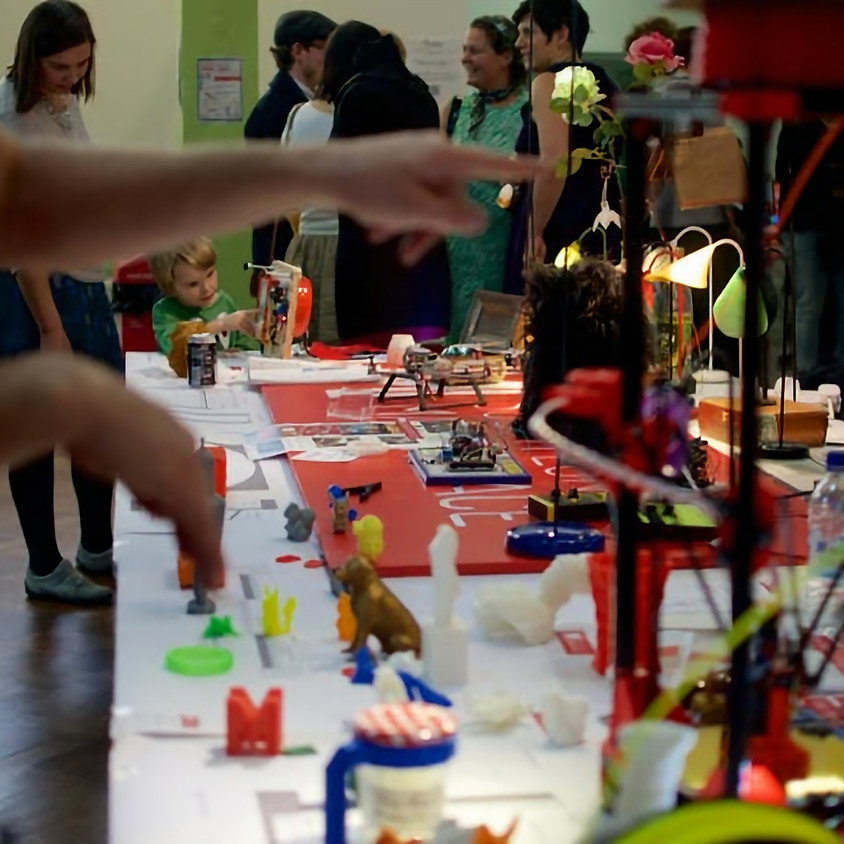 2 MARCH - South London Maker Festival by Makerspace