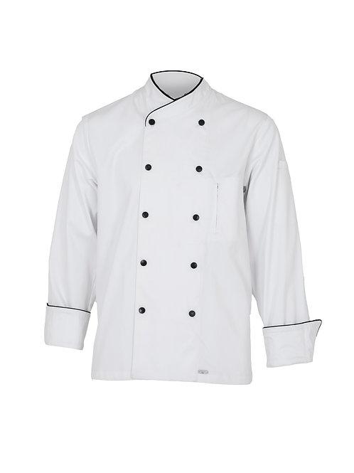 Piri-Piri Executive Chef Jacket Ladies - White