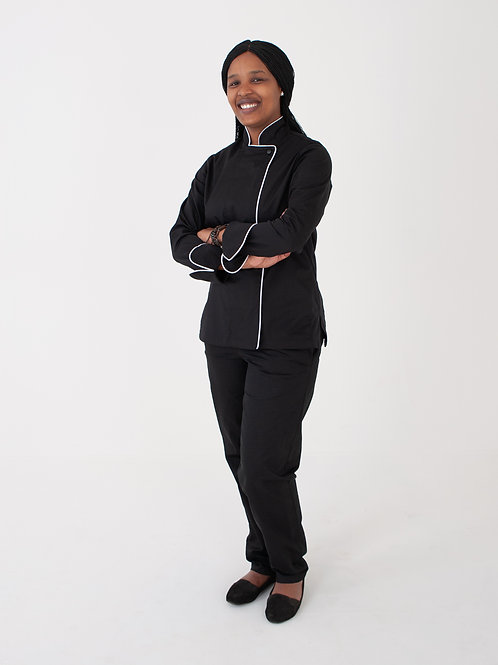 Jalapeno Chef Jacket - Ladies
