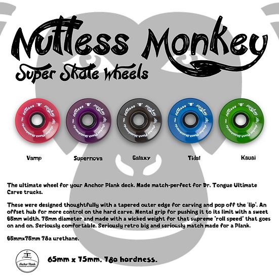 Nutless Monkey Super Skate Wheels