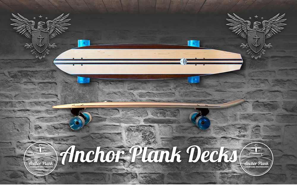 Nautilus - Anchor Planks Skateboards Australia