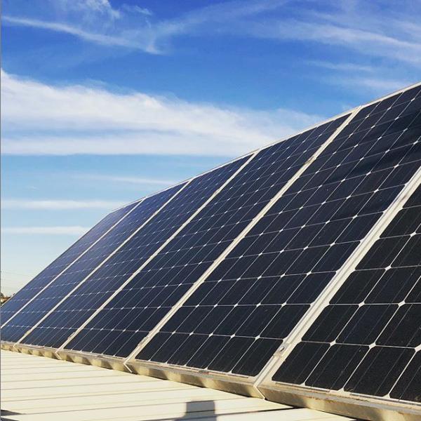 Solar bank LWC