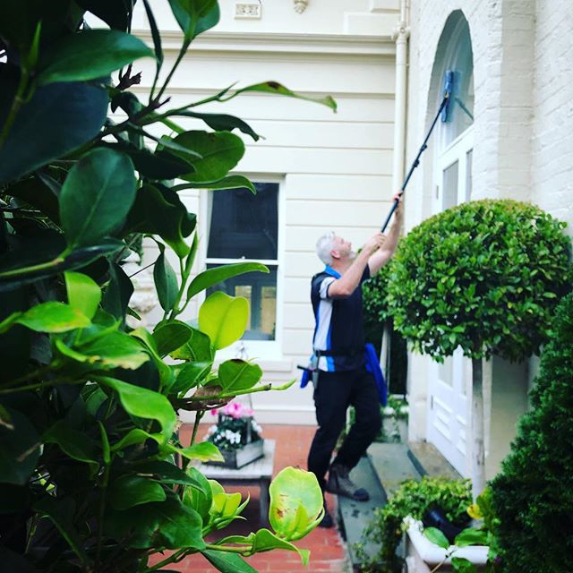 French provincial scapes. Leighs Window Cleaning.