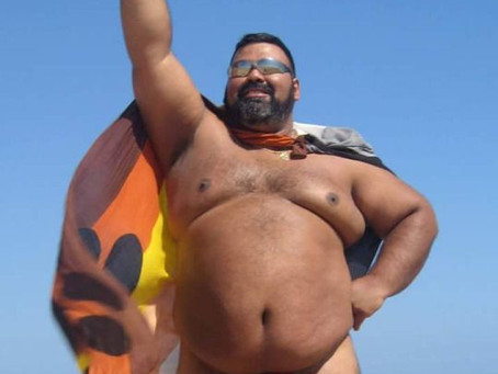 Why is it that the wrong people seem to always wear speedos?