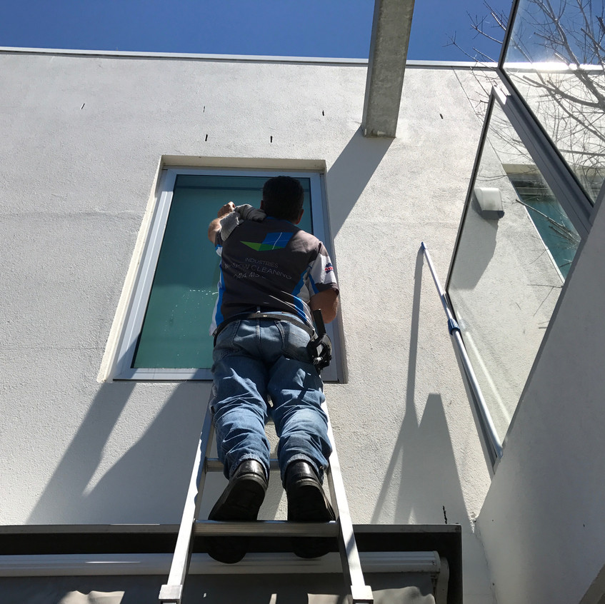 Brian from Leighs Window Cleaning