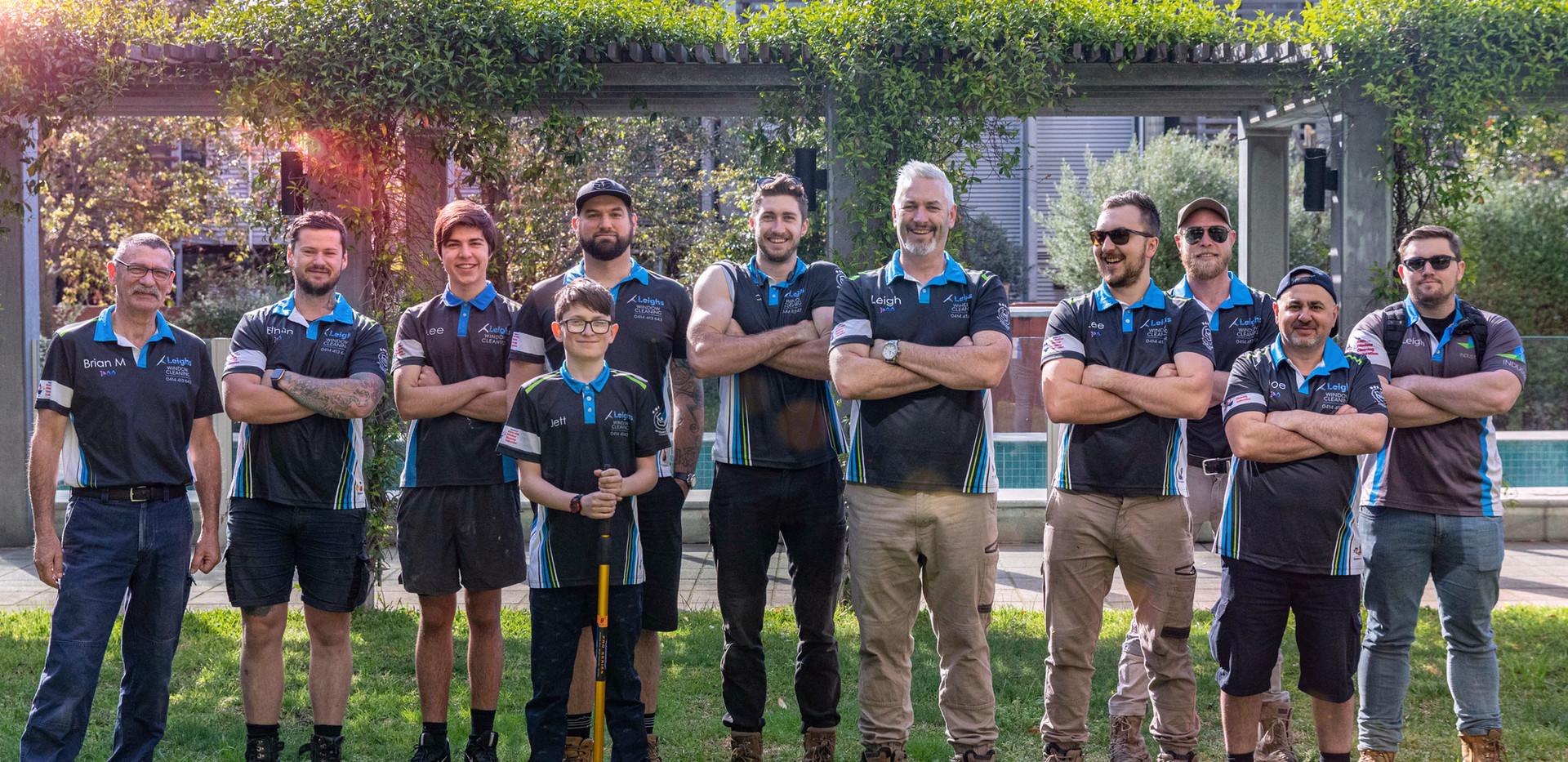 Leighs Window Cleaning Team.jpg