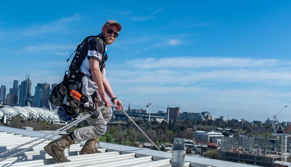 Leighs Window Cleaning - Tommy