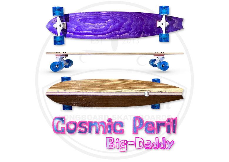BRAND NEW! Cosmic Peril - Big Daddy
