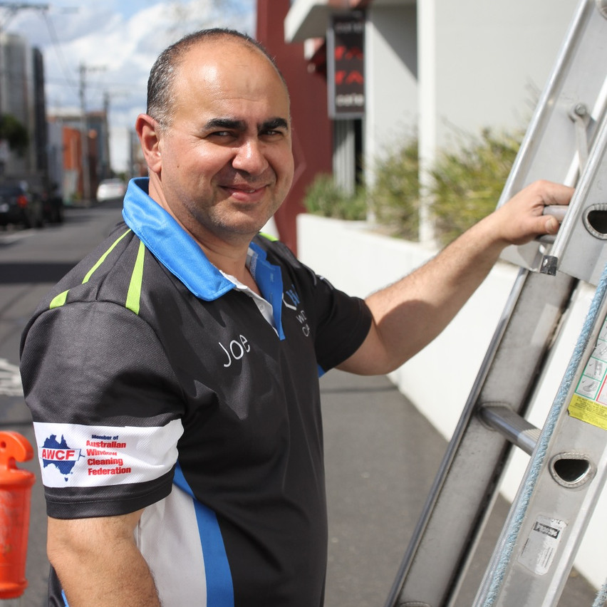 Joe 'Giuseppe' - master technician at all things water pole related.